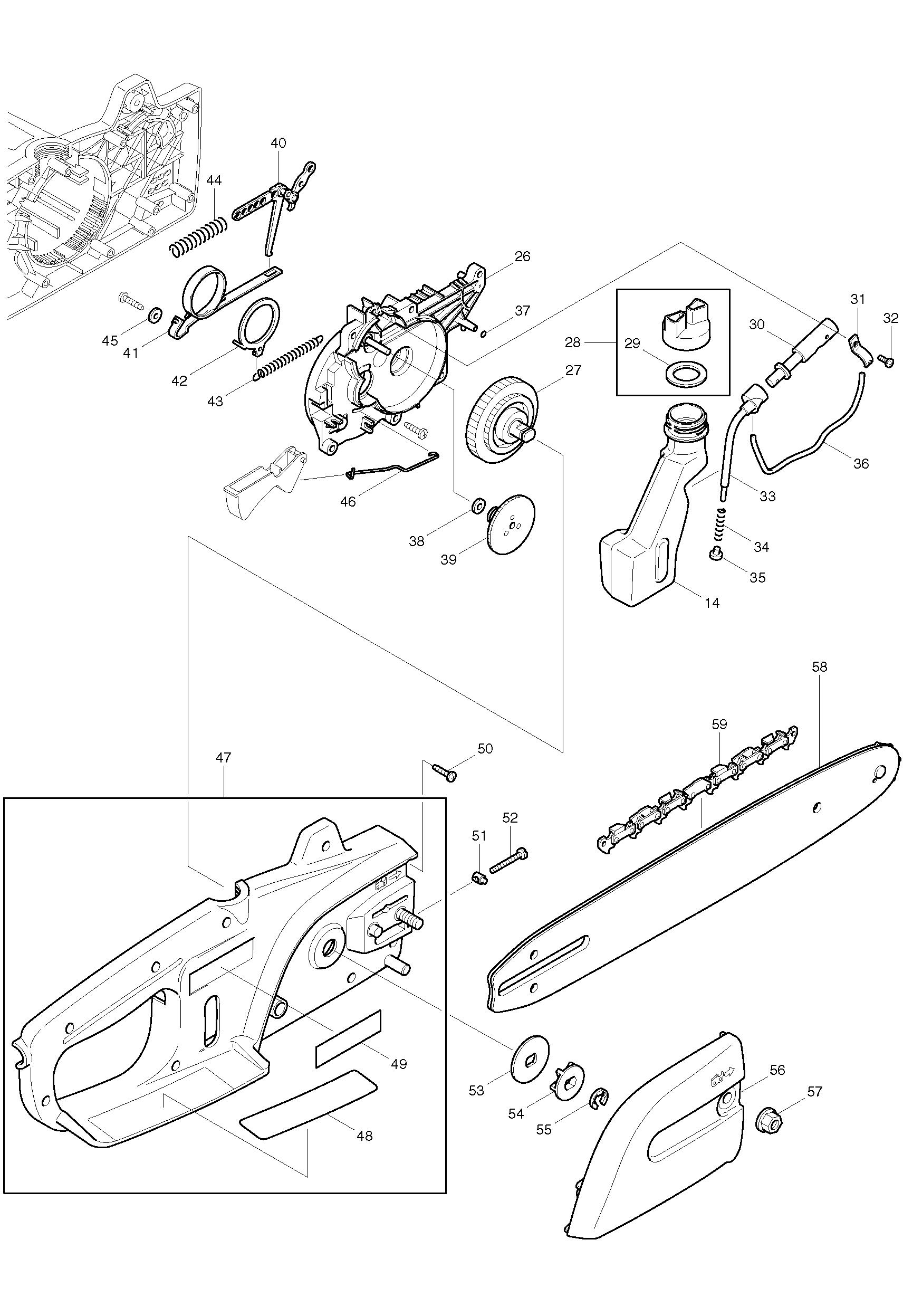 Электропила чемпион ремонт своими руками
